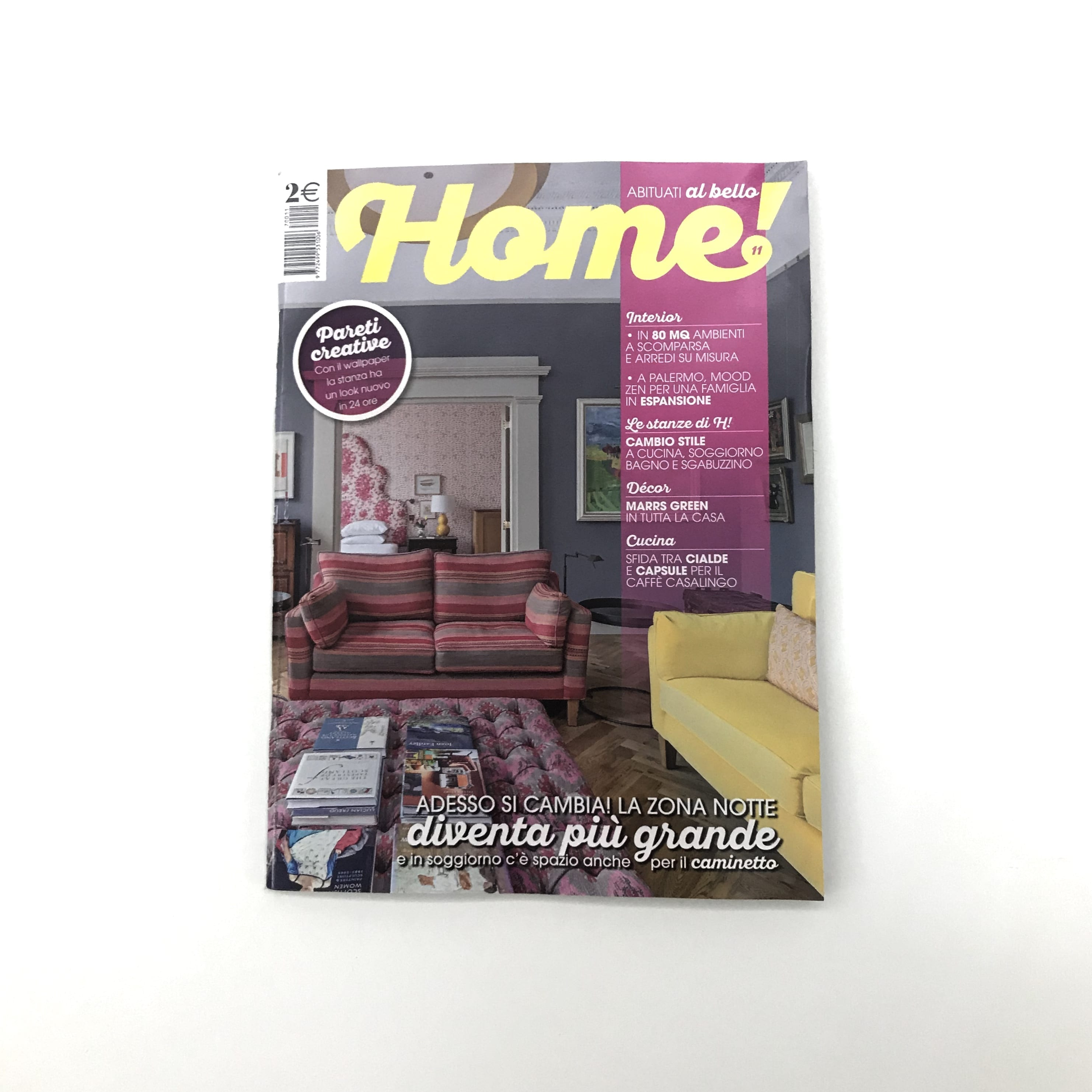 Studio didea home il mensile d 39 interni per casa a157 for Minimalismo giapponese