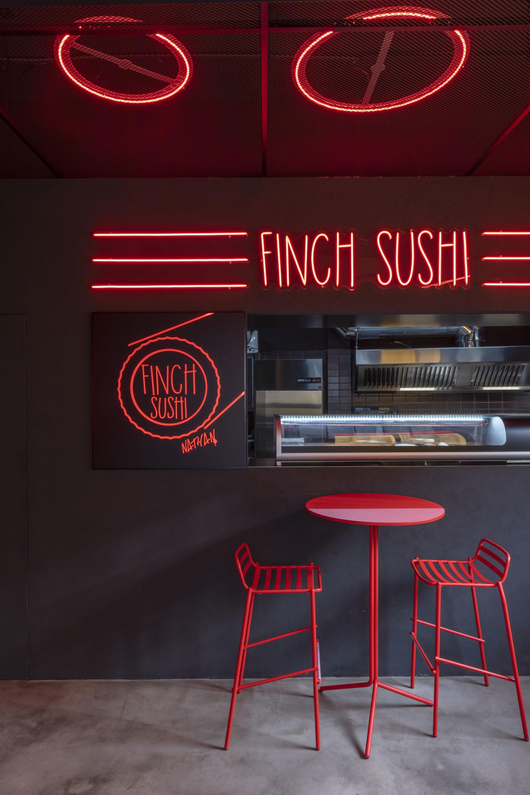 Finch sushi 11